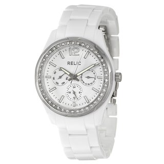 Relic by Fossil Women's Stainless Steel 'Starla' Watch