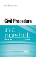 Civil Procedure in a Nutshell (Paperback)