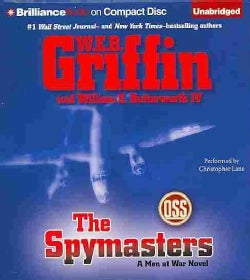 The Spymasters (CD-Audio)