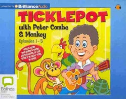 Ticklepot: Episode 1-5 (CD-Audio)