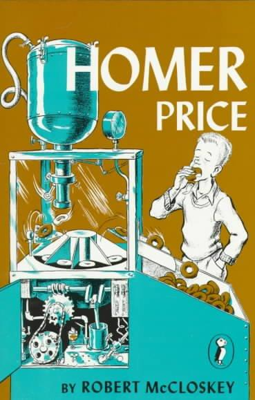 Homer Price (Paperback)