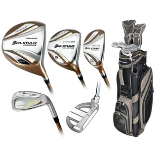 Orlimar Topaz Right Hand Women's Flex Complete Golf Set