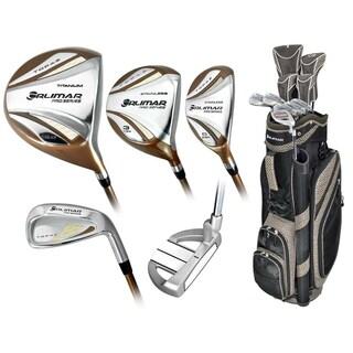 Orlimar Topaz Right Hand Women's Flex Complete Golf Set