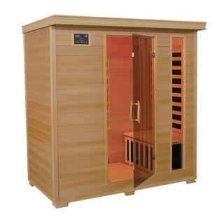 TheraPure Four Person Sauna