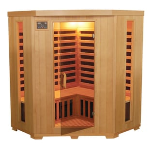 TheraPureSauna 3-person Sauna