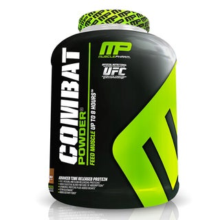 MusclePharm Combat 4-Pound Protein Powder Blend