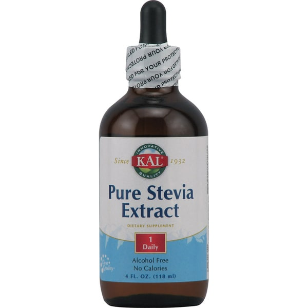 Pure Stevia Liquid Extract Liquid (4 ounces)