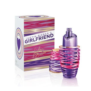 Justin Bieber 'Girlfriend' Women's 3.4-ounce Eau de Parfum Spray