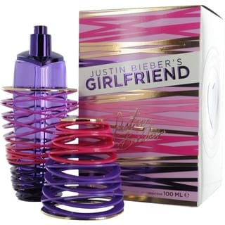 Justin Bieber Girlfriend Women's 3.4-ounce Eau de Parfum Spray
