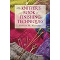Martingale & Company-Knitter's Book Of Finishing Techniques