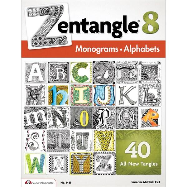 Design Originals-Zentangle 8