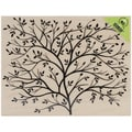 "Hero Arts Mounted Rubber Stamps 4.5""X3.75""-Tree"