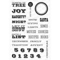 My Favorite Things Laina Lamb Designs Clear Stamp-Document It - December