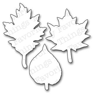 Die-Namics Die-Fall Leaves