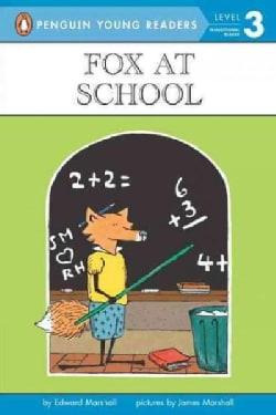 Fox at School (Paperback)