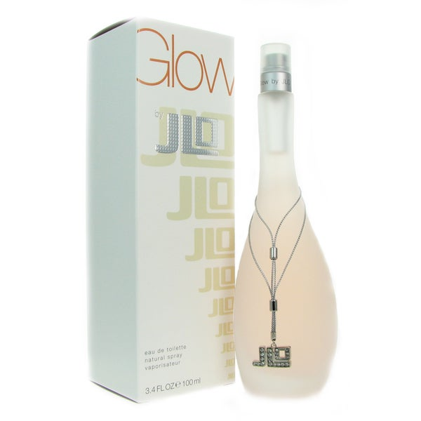 JLO Glow Women's 3.4-ounce Eau de Toilette Spray