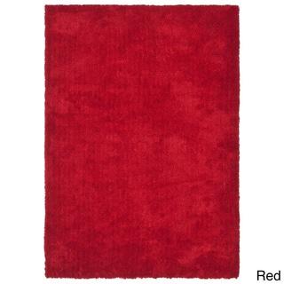 Hand-tufted Comfy Shag Rug (3'6 x 5'6)