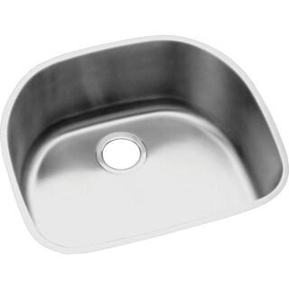 Elkay Harmony (Lustertone) Stainless Steel Single Bowl Undermount Sink