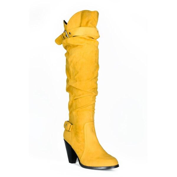 Fahrenheit Women's 'Lena-02' Boots