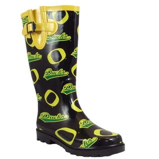 Campus Cruzerz Women's University of Oregon Rainboots
