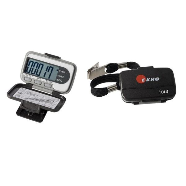 Ekho Four Digital Pedometer