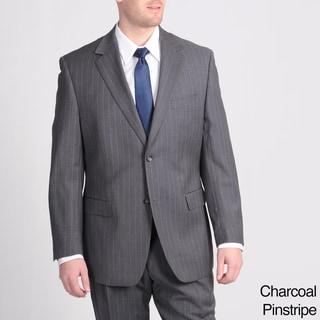 Avanti Uomo Classic Performance Pinstripe Wool Suit