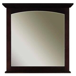 Water Creation Manhattan Collection Matching Mirror For Manhattan36 Bathroom Vanity