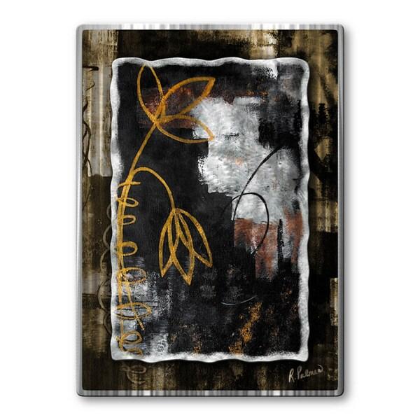 Ruth Palmer 'House of Memories' Metal Wall Art