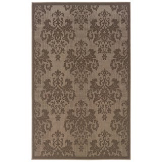 Rivington Rug Georgetown Pewter Area Rug (8' x 10')