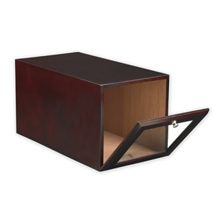 Mahogany Shoe Trap Heels Box