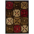 Western Elegance Expressions of Clover Mild Area Rug (9&#39; x 12&#39;2)