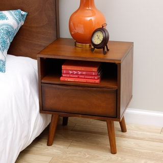 Sterling Antique Honey Nightstand
