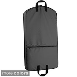 WallyBags 42-inch Garment Bag with Pocket