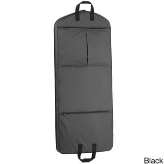 WallyBags® 52-inch Garment Bag with Pockets