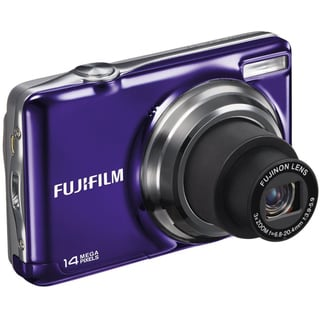 Fujifilm JV300 14MP Purple Digital Camera