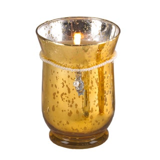 Glass Votive Holders (Set of 2)