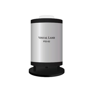 Visual Land PSS-02-SIL Portable Speaker System