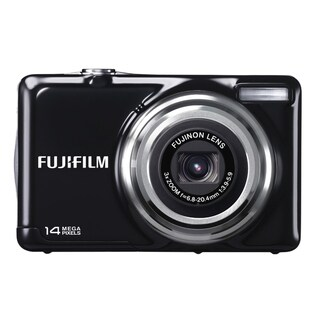 Fujifilm JV300 14MP Black Digital Camera