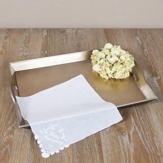 Saro 'Happy Thanksgiving' Handkerchiefs (12)