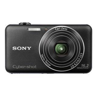 Sony Cyber-shot DSC-WX50 16.2MP Black Digital Camera
