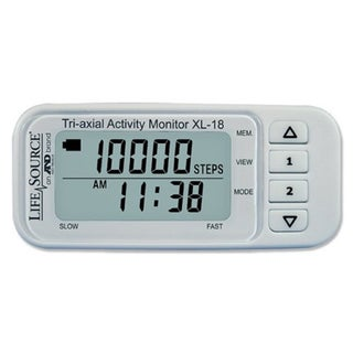 Life Source XL-18 Tri-axial Activity Monitor