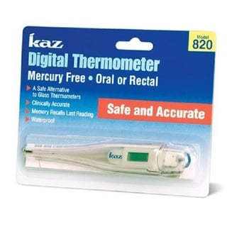 Kaz 820 Digital Thermometer