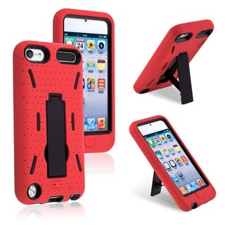 BasAcc Hybrid Case with Stand for Apple iPod Touch Generation 5