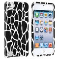 BasAcc Black Giraffe Case for Apple iPod Touch 5th Generation