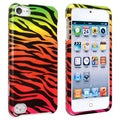 BasAcc Colorful Zebra Snap-on Case for Apple iPod Touch 5th Generation