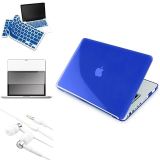 INSTEN Laptop Case Cover/ Skin/ Headset/ Protector for Apple Macbook Pro 13-inch
