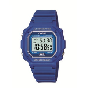 Casio Men's Blue Analog Sport Watch