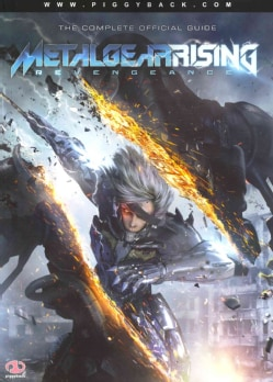 Metal Gear Rising: Revengeance: The Complete Official Guide (Paperback)