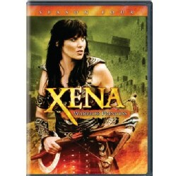 Xena: Warrior Princess Season 4 (DVD)