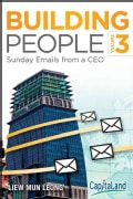 Building People: Sunday Emails from a CEO (Paperback)
